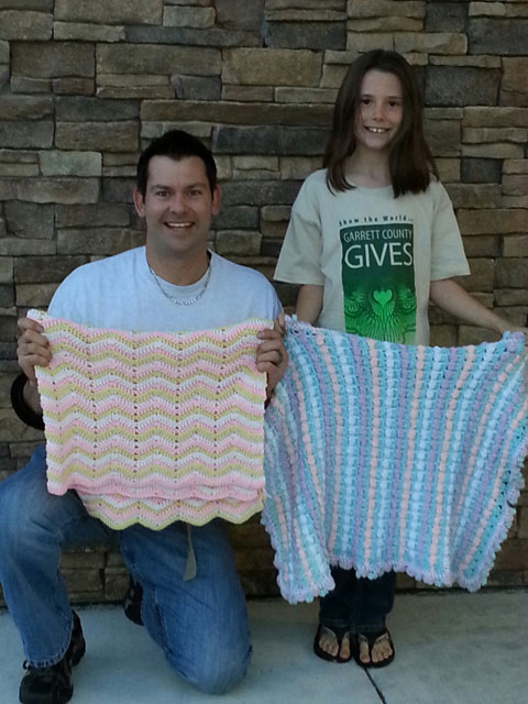 8 Year Old Emma Michael – Comfy Sheets Donation