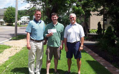 2013 WGW Benefit Golf Tournament Donation